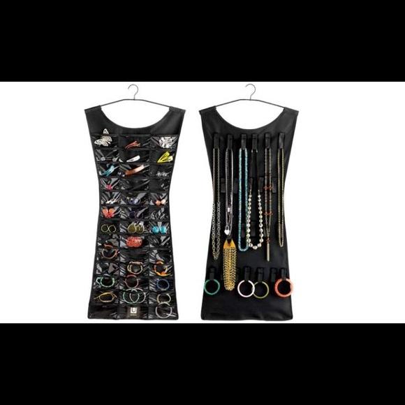 Umbra Other Little Black Dress Hanging Jewelry Organizer Poshmark